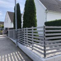 WPC-Zäune Modern™
